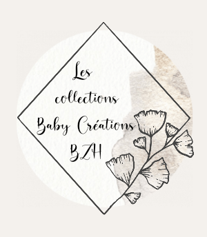 Les collections Baby Créations BZH