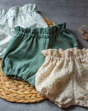 bloomer-culotte-bouffante-vintage-bébé-mode-été-fait-main-creation-artisanale-francais