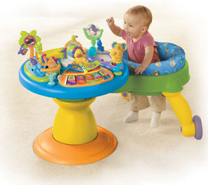 table d activite bebe fille l univers