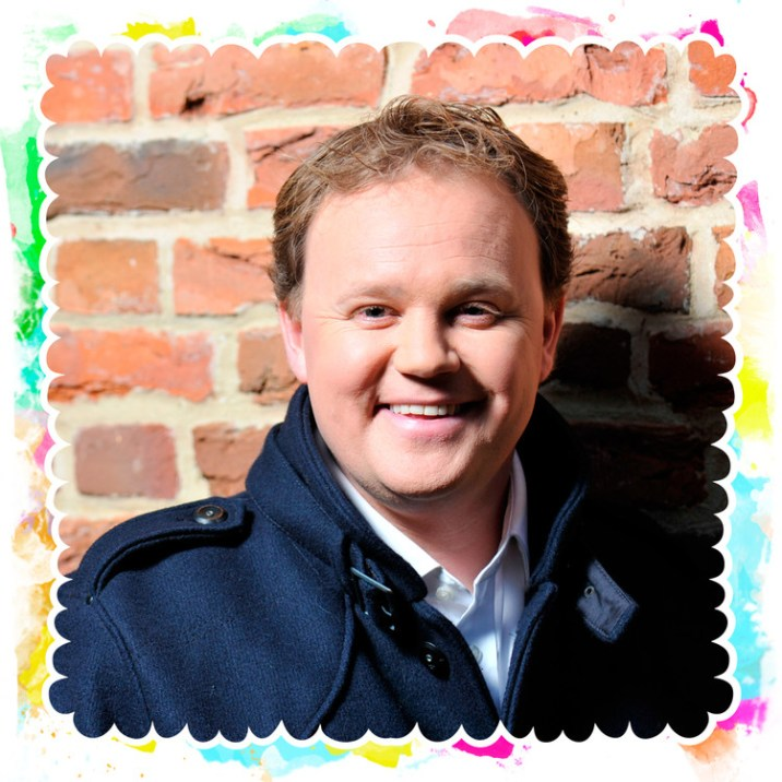justin fletcher will be appearing at GERONIMO children's festival on May 29th at Tatton Park