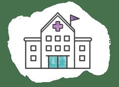 baby-friendly hospital illustration