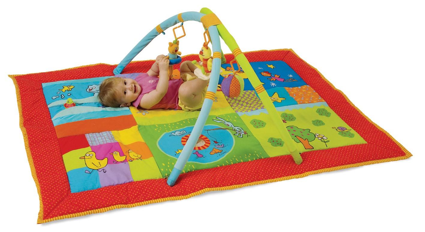 tapis d eveil geant taf toys