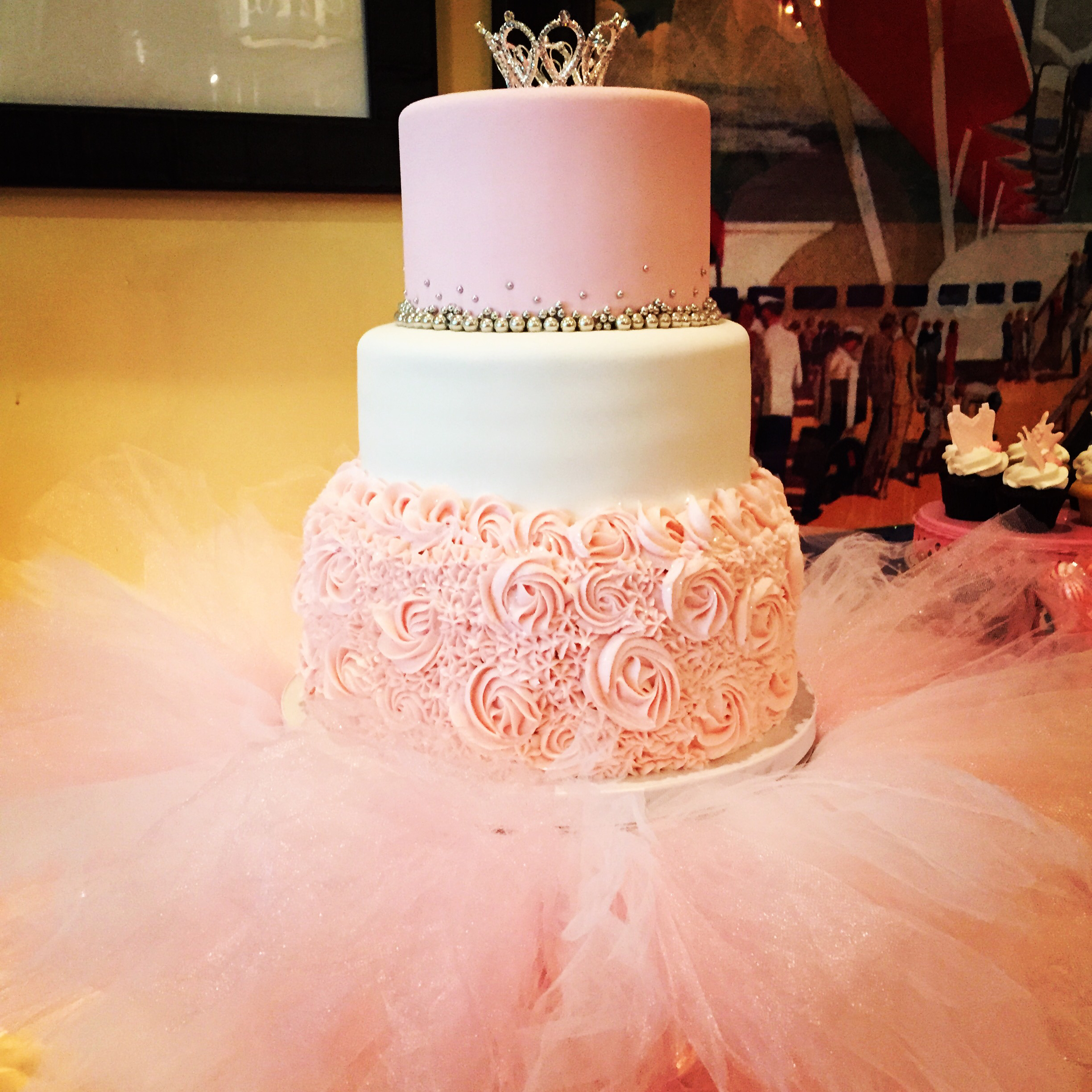 Ballerina Baby Shower Ideas