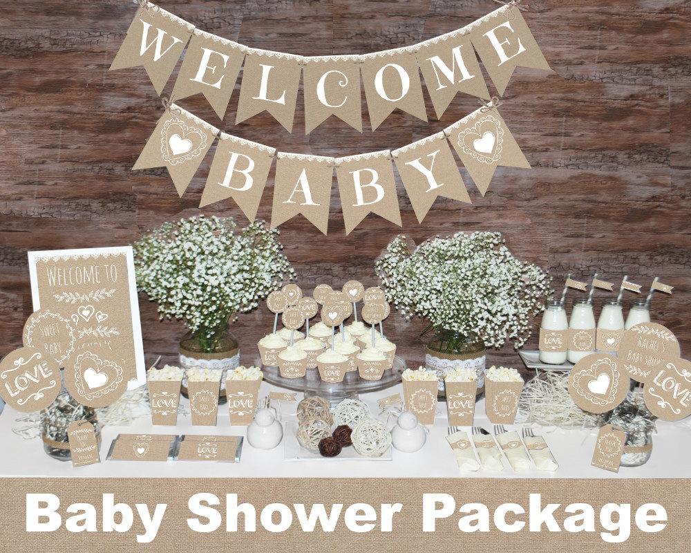 Gender Neutral Baby Shower Ideas Baby Ideas