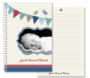 Baby Bunting Boy Journal