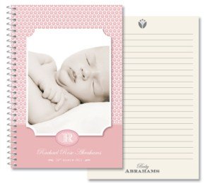 Baby Girl Journal