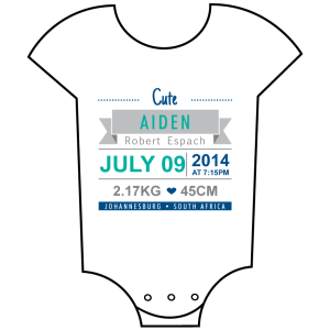 e401167bb33d Top 20 Personalised Baby Products - Baby Jake s Mom