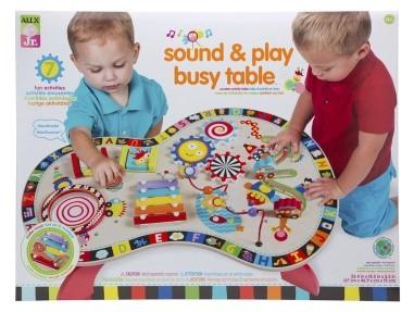 Alex Jr Sound & Play Busy Sensory Table
