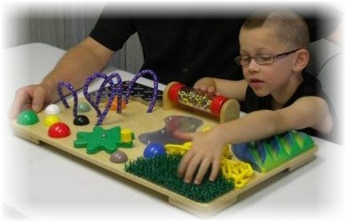 Sensory Boards & Activity Cubes