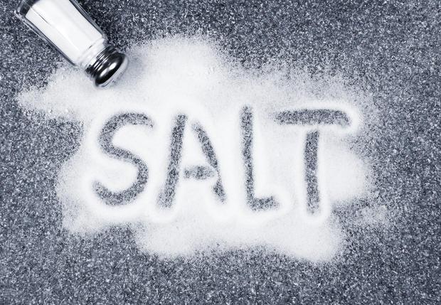 Salt, babies and tips to reduce salt