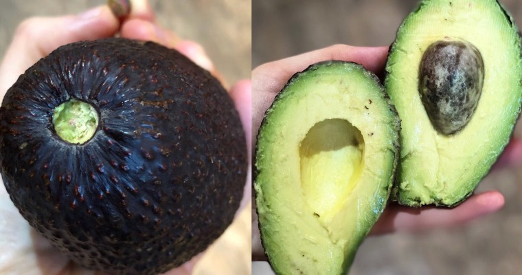 How to tell if you have a ripe avocado? 🥑