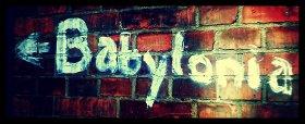 Babylonia-Wand