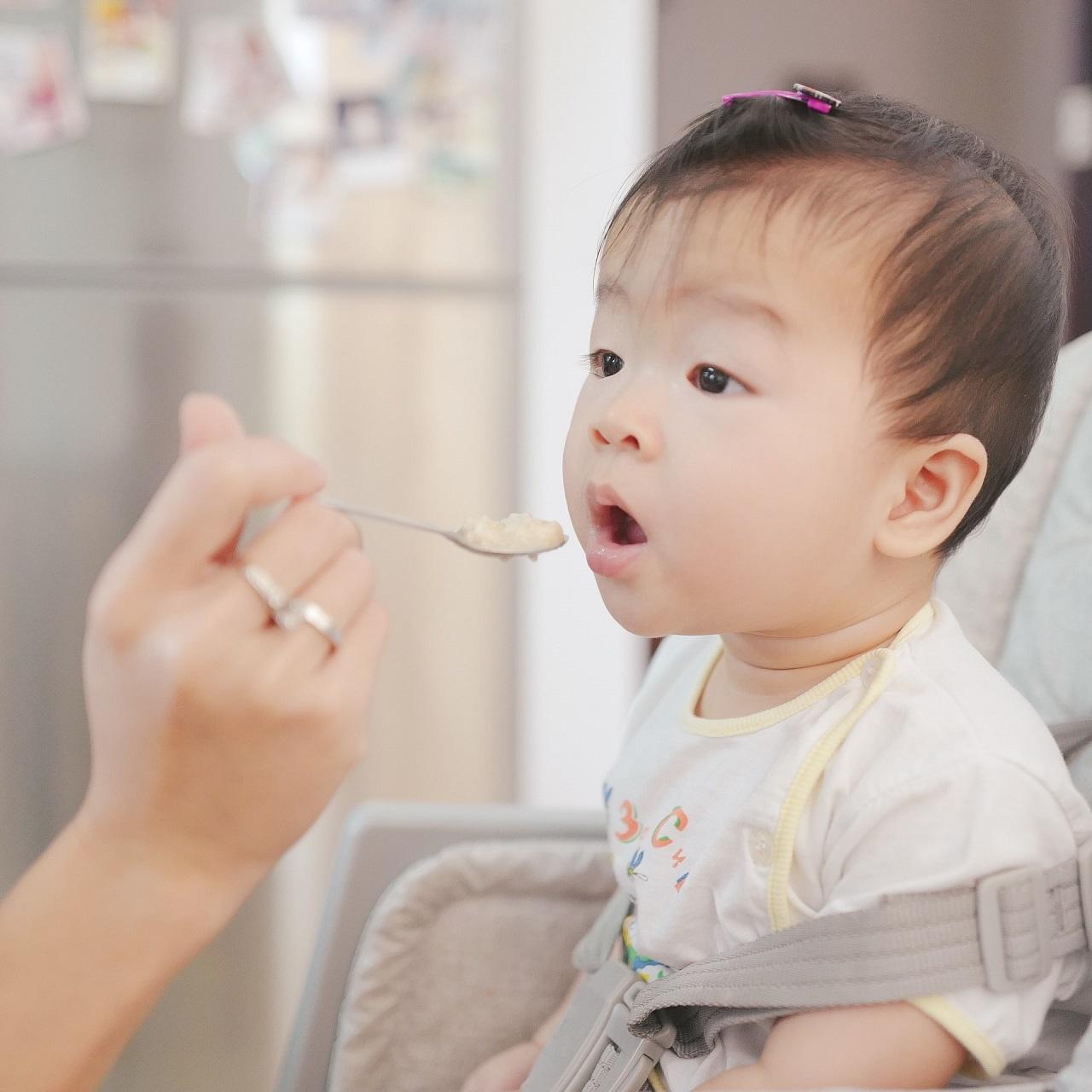 Babynahrungszubereite Test