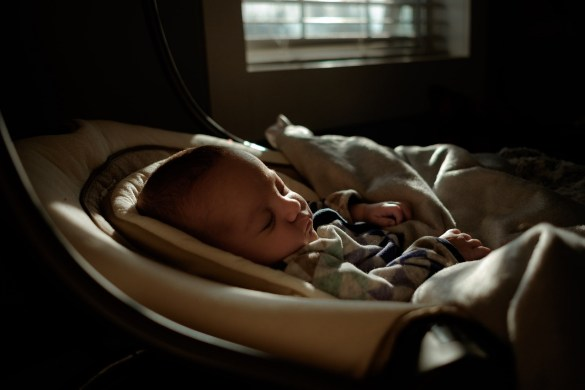 Elektrische Babyschaukel Test