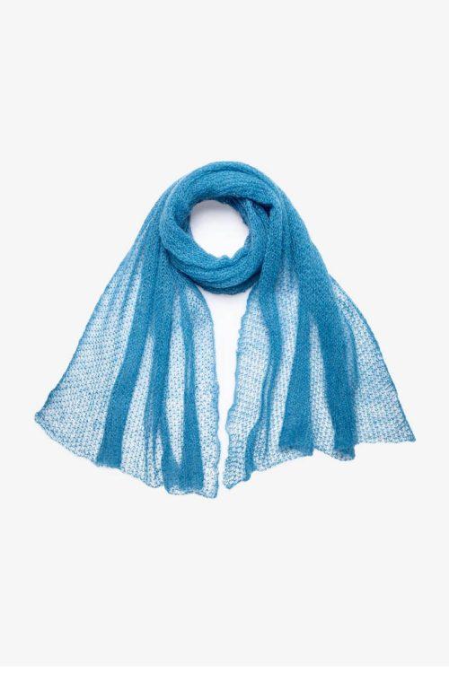 Babymoh Atmosphere shawl Cobalt