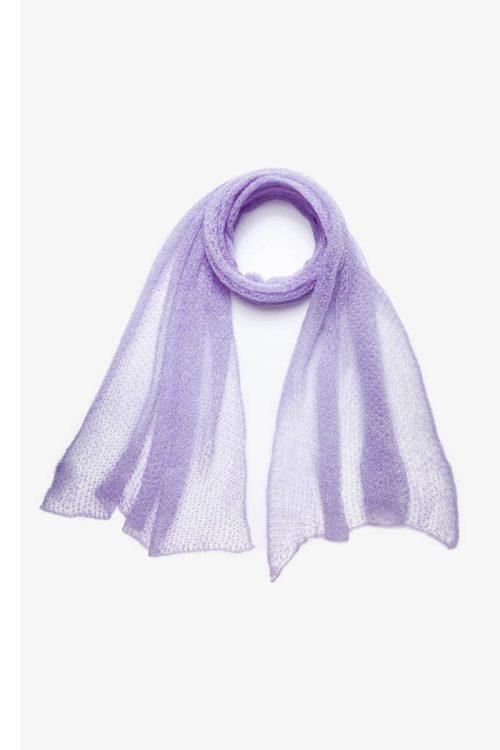 Babymoh Atmosphere shawl Lilac