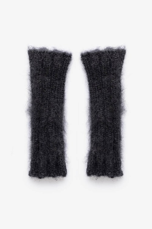 Babymoh Cozy Cuffs Black