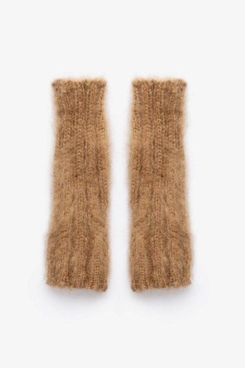 Babymoh Cozy Cuffs Blonde