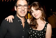 Zooey Deschanel Welcomes a Baby Girl with Husband Jacob