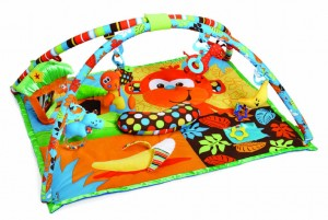 Activity gyms make great baby gifts