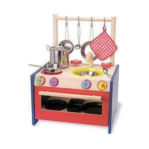 Babyproofing: Kitchen caution