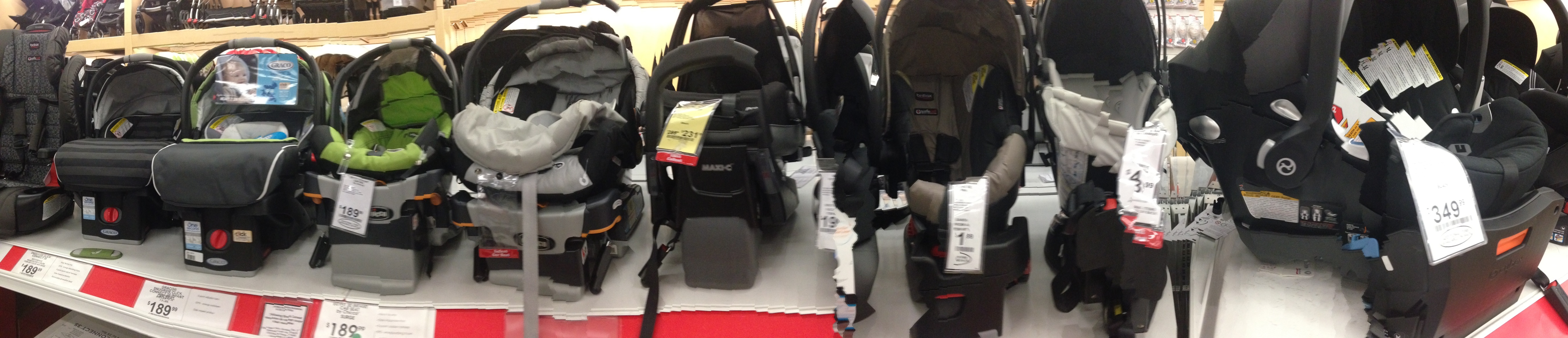 Buy Baby Infant Car Seats