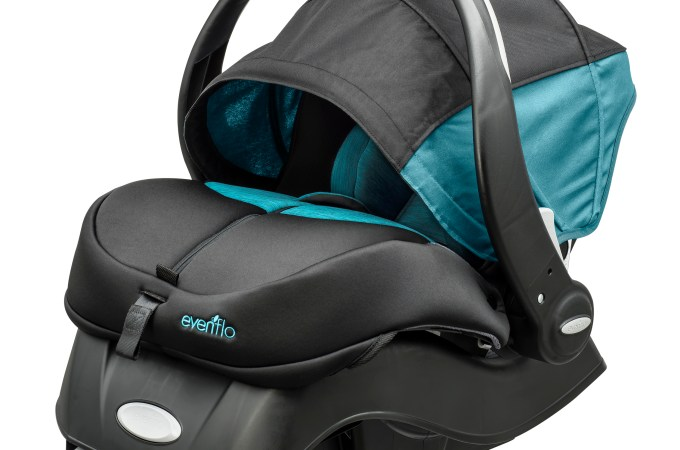 Car seats: A Smart Car Seat that Keeps Your Baby in Mind
