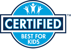 CERTIFIED_LABEL Best for Kids