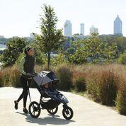 Baby Jogger Summit X3; http://amzn.to/28W1eYV