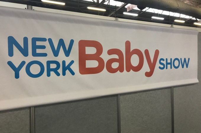 NY Baby Show banner 2019
