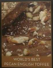 Choccolatte's English Toffee-Father's Day gift ideas