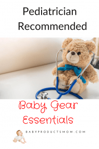 teddy bear with stethoscope baby gear essentials
