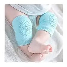 Baby Knee Pad Crawling Safety Protector Teal