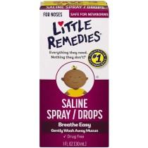 Saline Nasal Drops