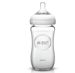 Avent Glass Bottle 240ml