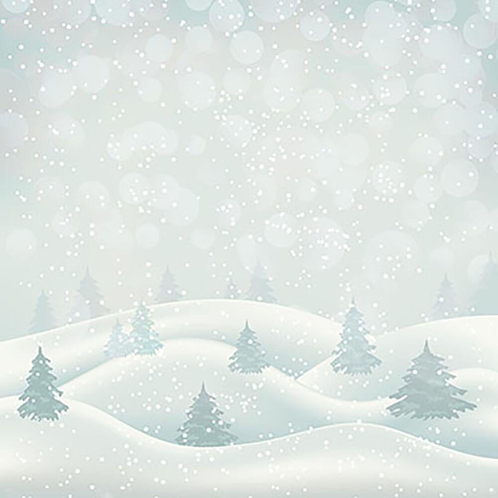 Christmas Scene.Christmas Scene 1 Backdrop
