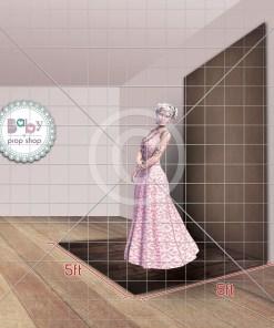 XL Floordrop Example