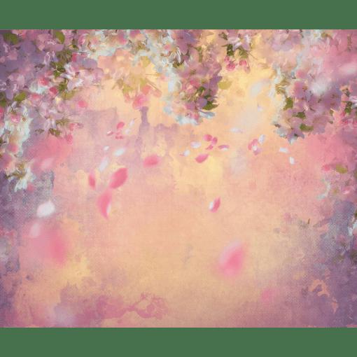 Cherry Blossom Photography Backdrop