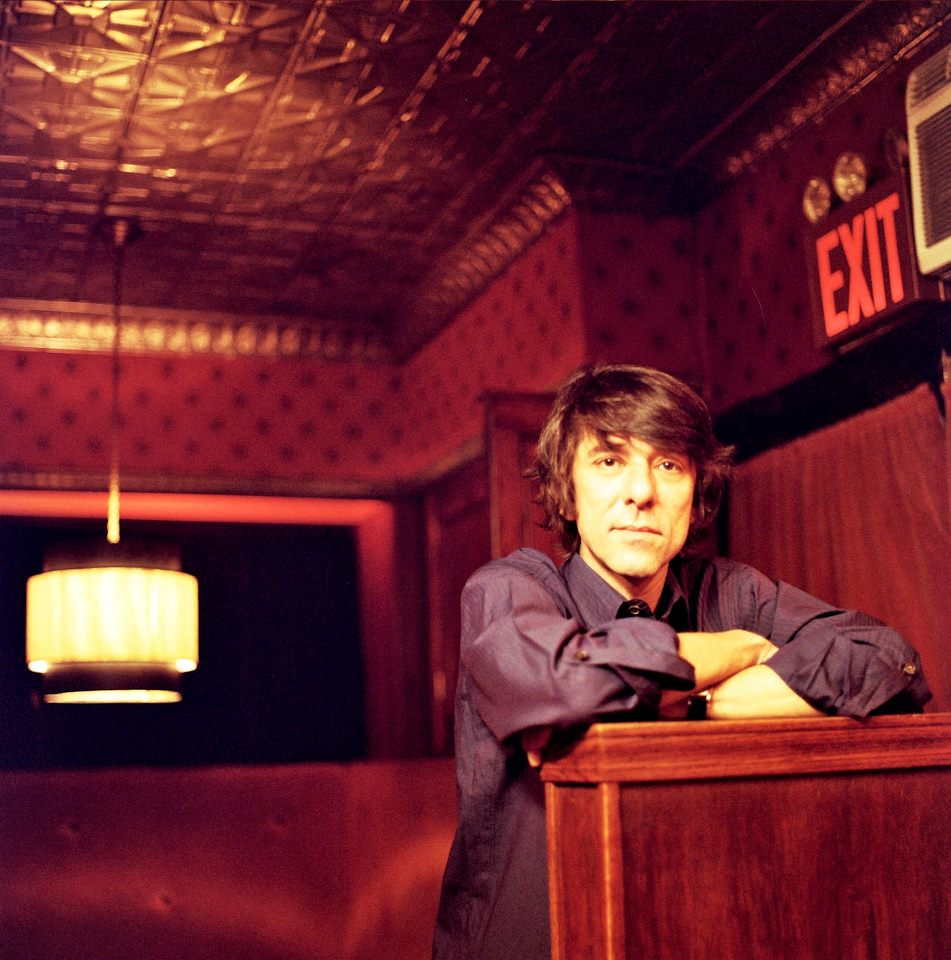 Mike Cooley Press Photo drive-by truckers baby robot media