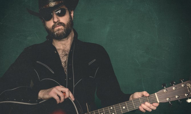 Wheeler Walker Jr. shares his 12 favorite dirty country songs with Rolling Stone
