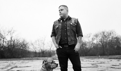 Saving Country Music reviews Austin Lucas' new LP Between the Moon and the Midwest
