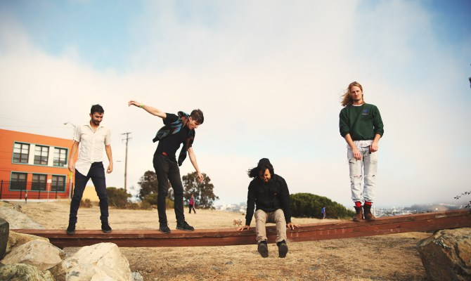 """Popdust premieres The Band Ice Cream's aggressive, '90s-influenced new song """"Sick Over You"""""""