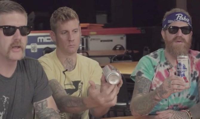 Loudwire shares Mastodon's new tour promo video