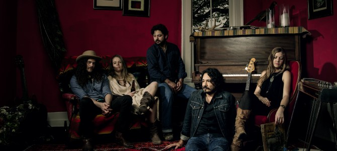 """The Line of Best Fit premieres """"LA Sky"""" by Fairbanks & the Lonesome Light"""