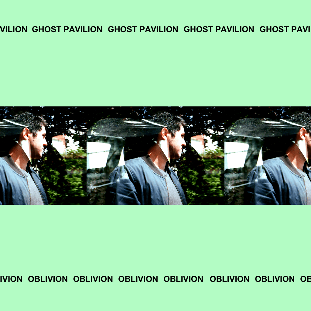 "The 405 premieres Ghost Pavilion's new single, ""Crucified"""
