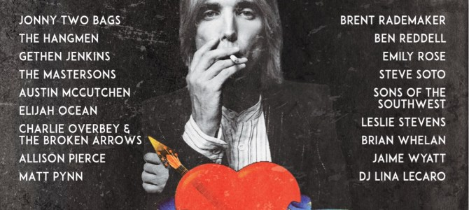 LA Times covers Tom Petty benefit in support of MusiCares