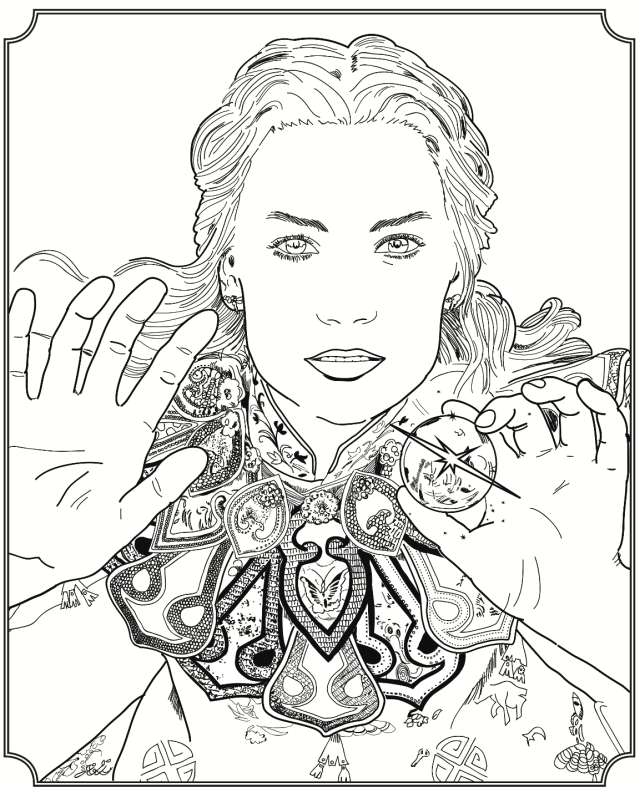 Free Alice in Wonderland Adult Coloring Pages: Print them Now!