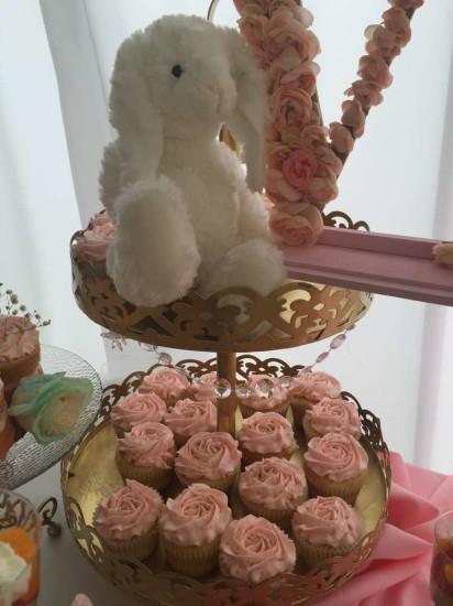 Elegant Shabby Chic Baby Shower Baby Shower Ideas