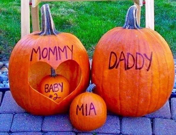 Gender Neutral Baby Shower Little Pumpkin Fall
