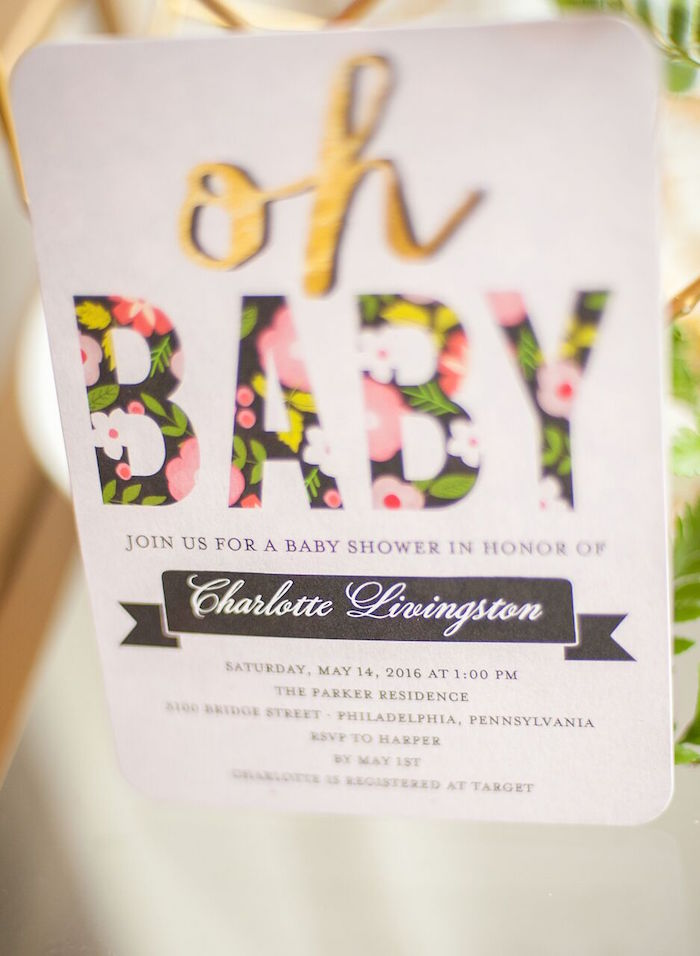 Notes Baby Baby Shower